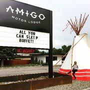Amigo motor lodge 10 photos 14 reviews hotels 7350 for Amigo motor lodge salida