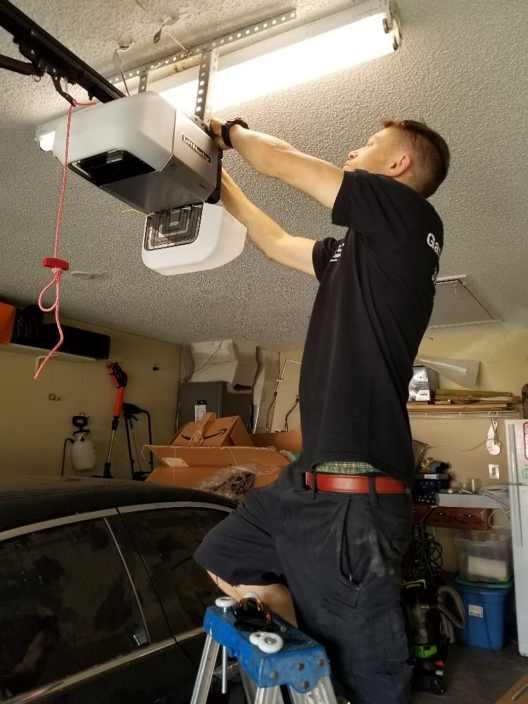 Affordable Garage Door Service
