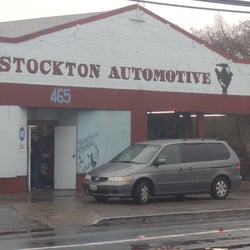 Stockton auto repair garages 465 stockton ave for United motors san jose