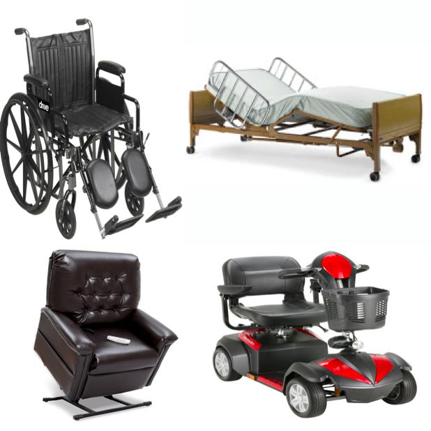 Hospital Bed Rental, Lift Recliner Rental in Atlanta, GA