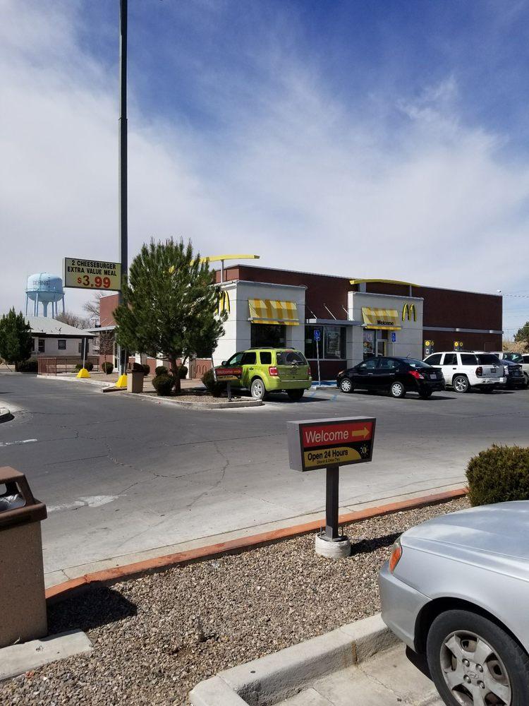 McDonald's: 721 W Pine, Deming, NM