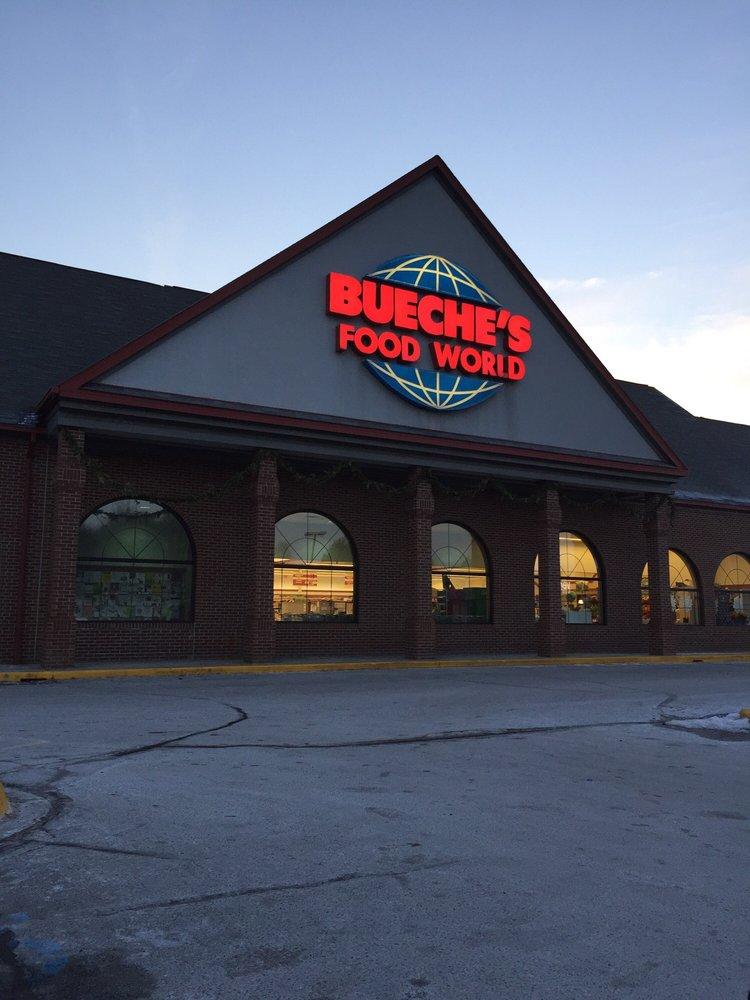 Bueche S Food World Ortonville Michigan