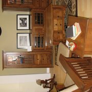 Charming Chancellor Single Pedestal Size Photo Of Amish Tables   Plymouth, MI,  United States