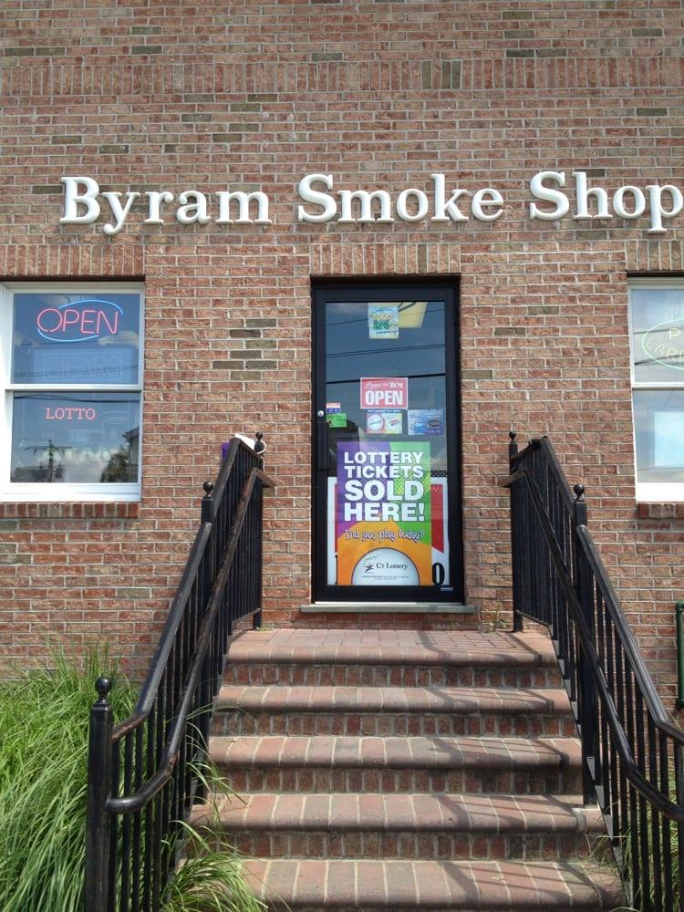 Byram Smoke Shop: 111 Mill St, Greenwich, CT