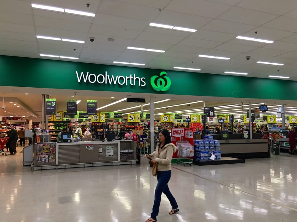 Woolworths online shopping perth
