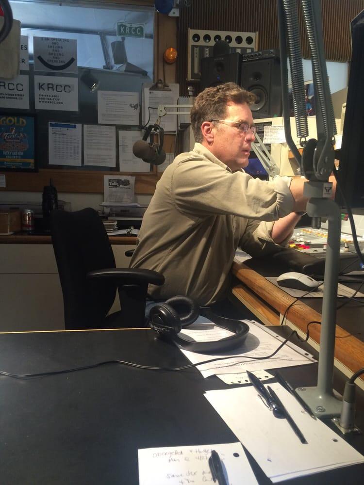 KRCC 91.5 FM - Southern Colorado's NPR Station