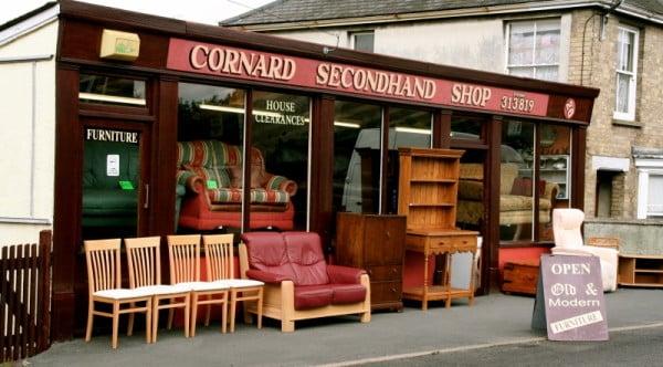 2e90c24be06 Cornard Secondhand Shop - Vintage   Second Hand - 26 Bures Road ...