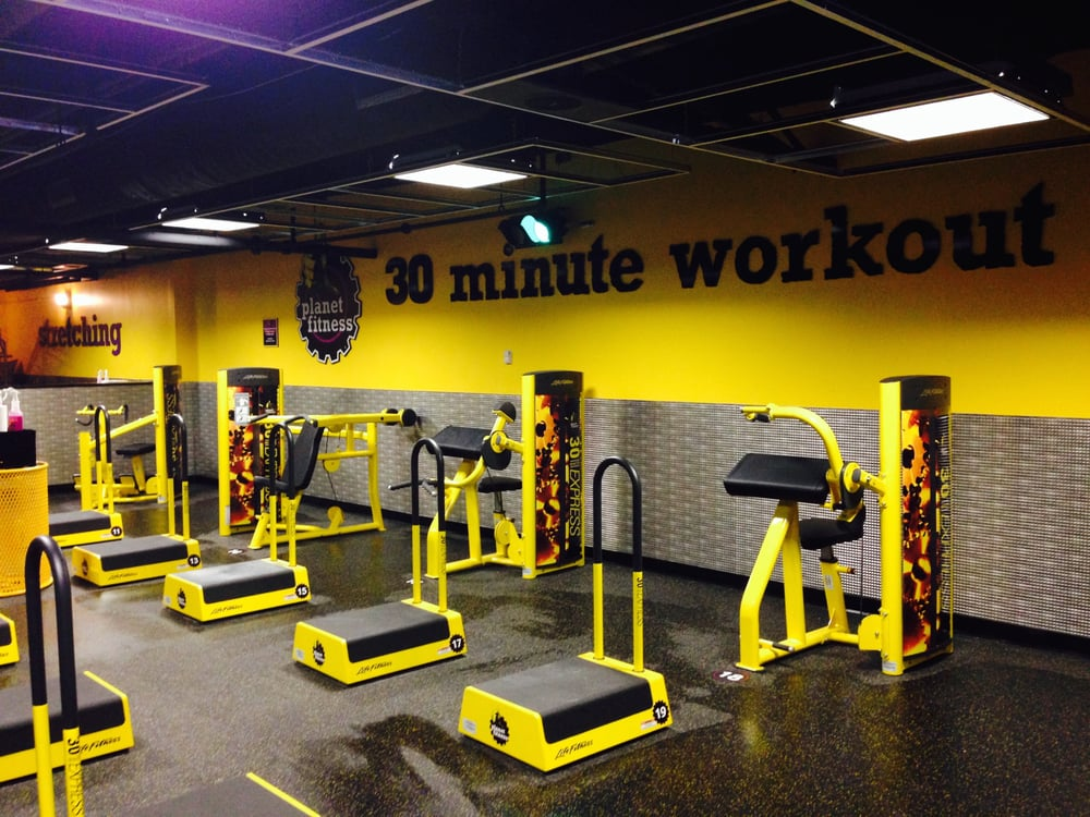 Planet Fitness 30 Minute Circuit Instructions Wiring Diagram For