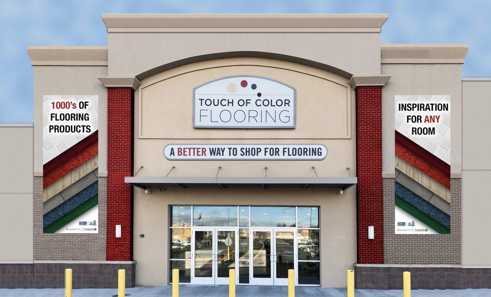 Touch of Color Flooring: 5017 Jonestown Rd, Harrisburg, PA