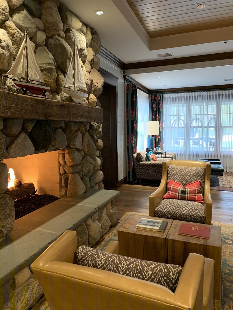 Hotel Walloon: 4127 N M-75, Walloon Lake, MI