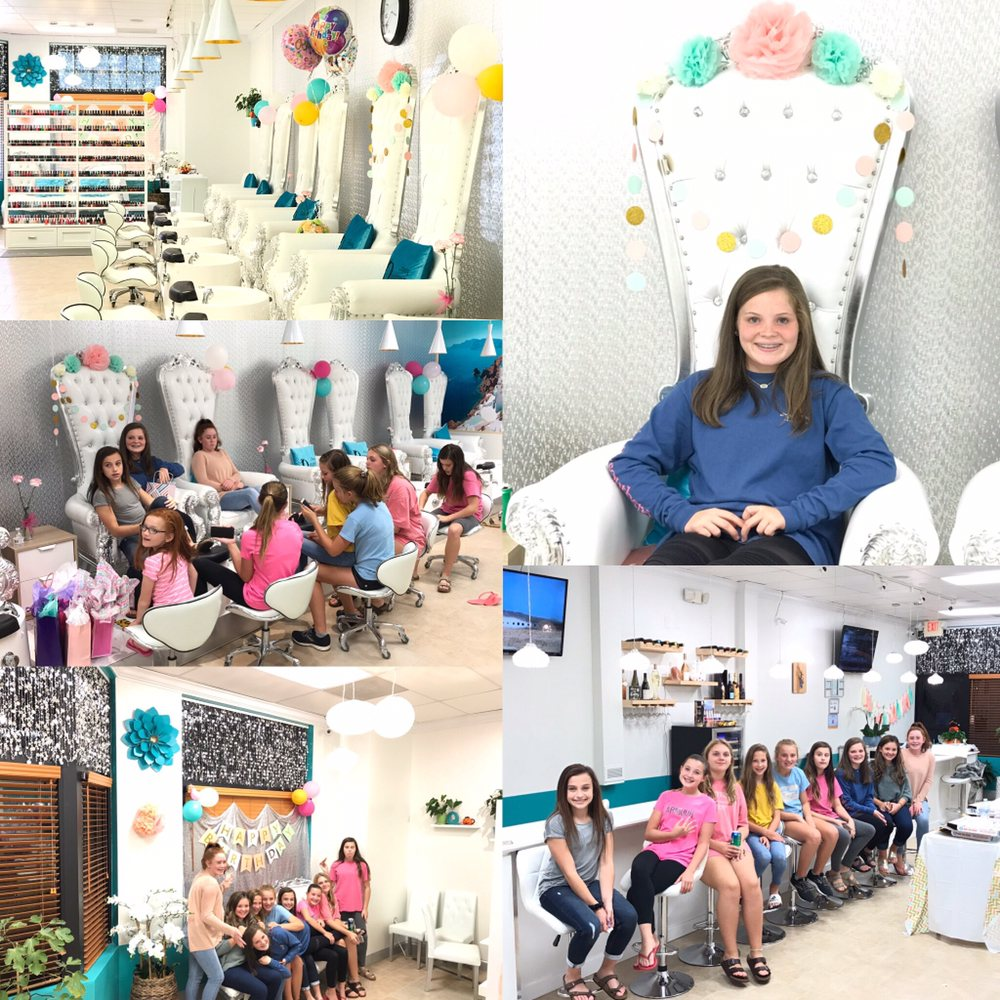 Lux Queen's Nails Spa: 16620 Cranlyn Rd, Huntersville, NC
