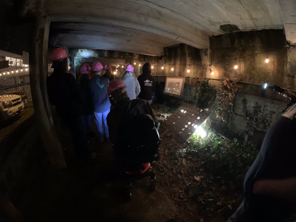 Astoria Underground Tours: 1125 Marine Dr, Astoria, OR