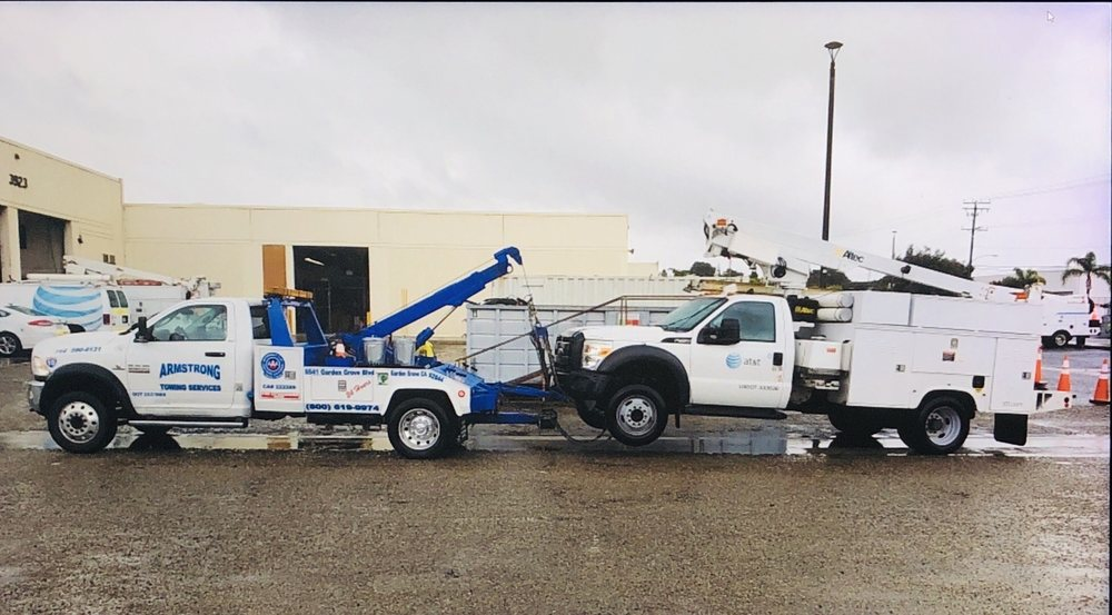 Towing business in Westminster, CA