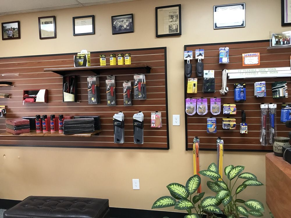 Custom Shoe Repair & Dry Cleaners: 1575 Maguire Rd, Ocoee, FL