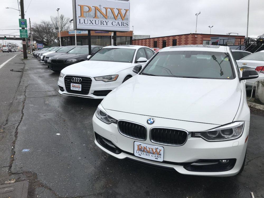 PNW Luxury Cars