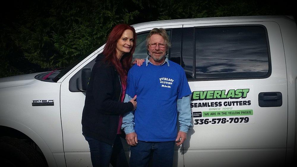 Everlast Seamless Gutters: Mebane, NC
