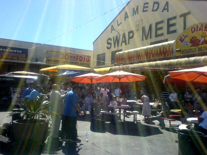 sd swap meet hours los angeles