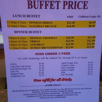 dynasty buffet 75 photos 184 reviews buffets 383 market st rh yelp com east dynasty buffet prices dynasty buffet prices saddle brook nj