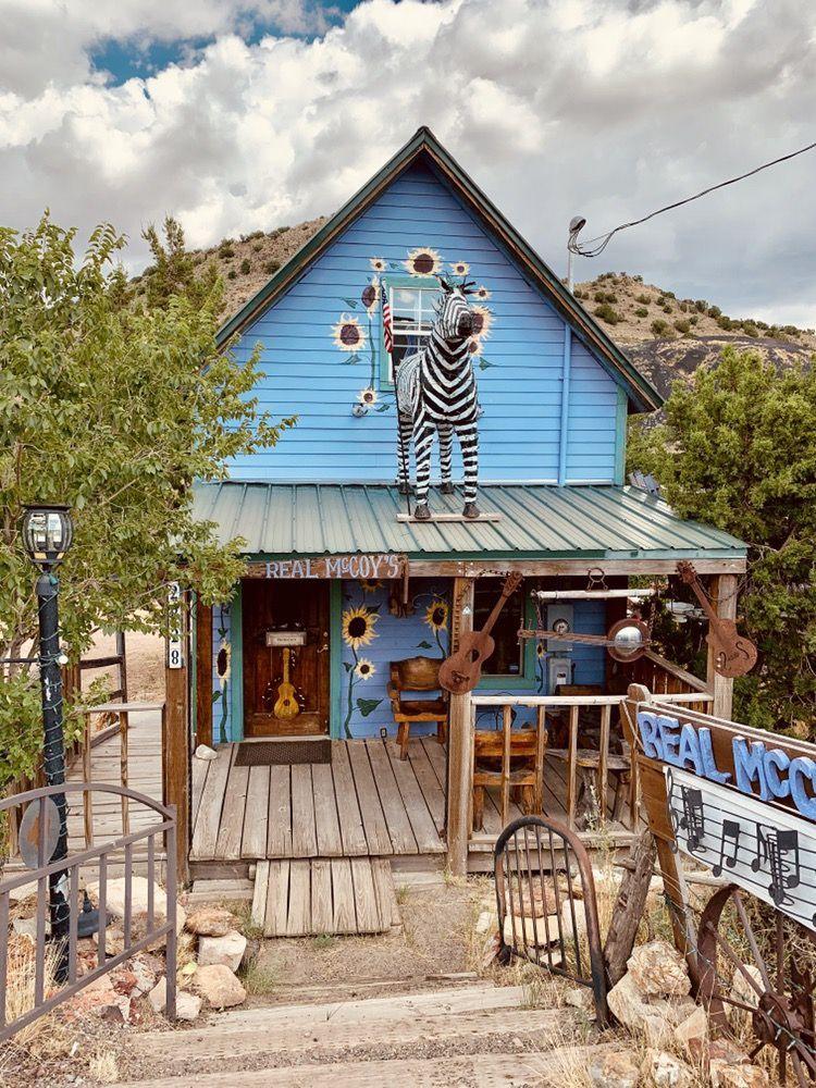 The Real McCoy Folk Shop: 2828 Hwy 14, Madrid, NM