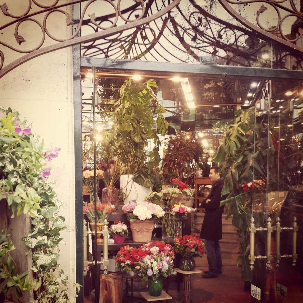 Daniel guittat florists 68 bd de la tour maubourg 7 me paris france - Tour maubourg restaurant ...