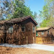 ... Photo Of Fort Wilderness Campgrounds   Orlando, FL, United States.  Cabins Have Huge ...