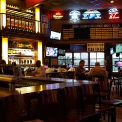 Photo Of Humpers Brewpub Arlington Tx United States The Bar Is Open