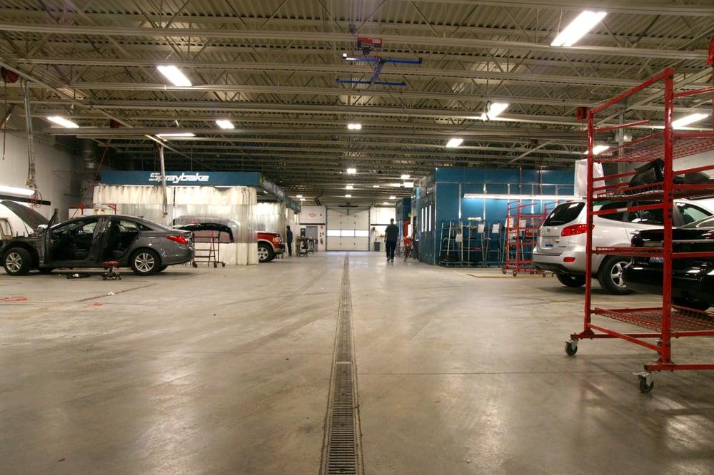 Collision Repair Shops Near Me >> Zara's Collision Center - Body Shops - 3117 Wide Track Dr ...