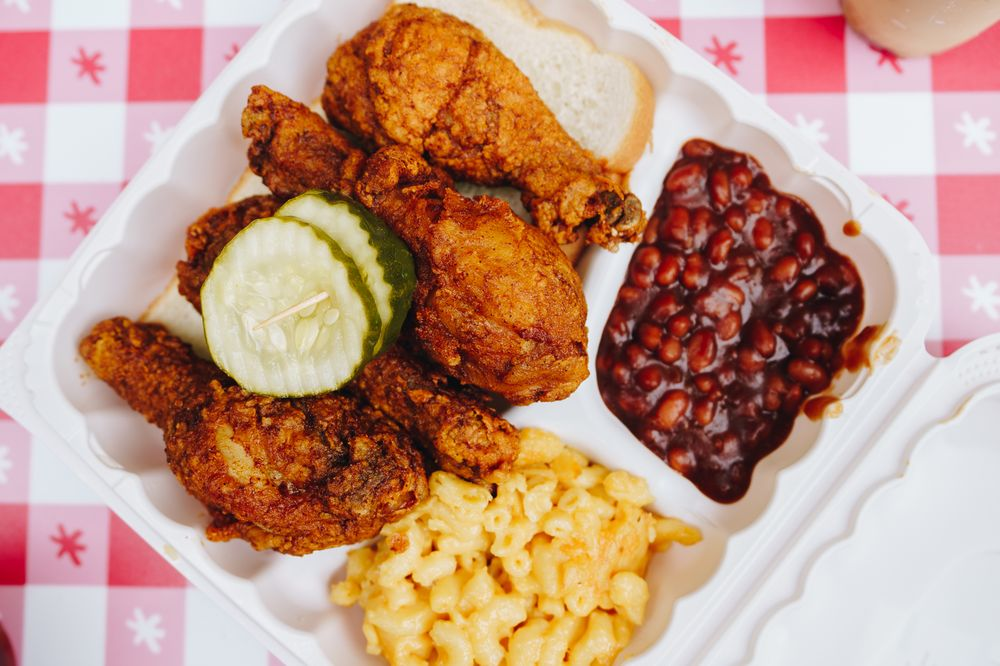Hot Chicken Takeover: 17830 Royalton Rd, Strongsville, OH