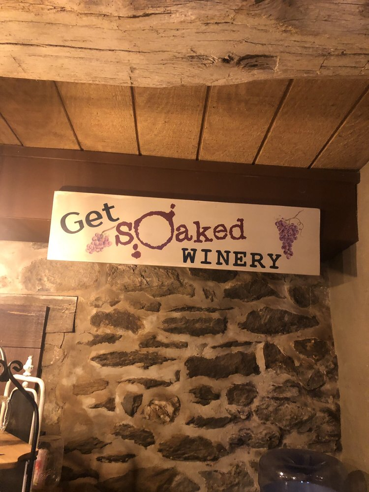 Soaked Winery: 567 Blue Mountain Dr, Walnutport, PA