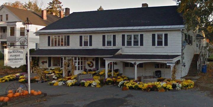 Macmannis Florist & Greenhouses: 2108 Main St, Athol, MA