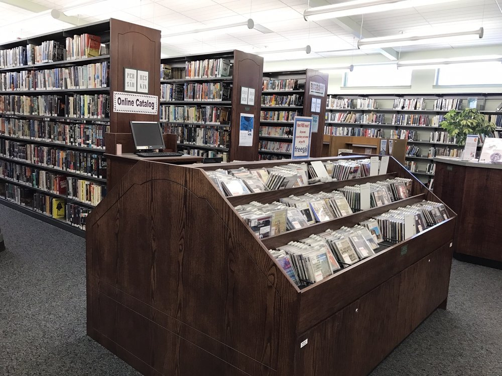 Southern Lehigh Public Library: 3200 Preston Ln, Center Valley, PA