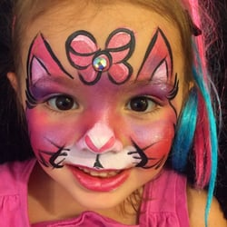 Colorful Day Face Painting - 13 Photos - Face Painting - Orlando ...