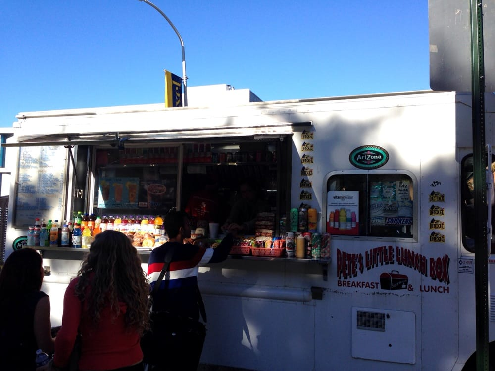 Pete S Little Lunch Box Truck Food Trucks Powelton