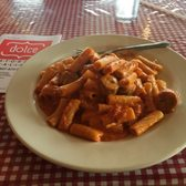 Photo Of Dolce Italian Restaurant Arlington Heights Il United States Rigatoni Ala