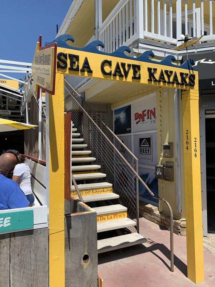 La Jolla Sea Cave Kayaks: 2164 Avenida De La Playa, La Jolla, CA