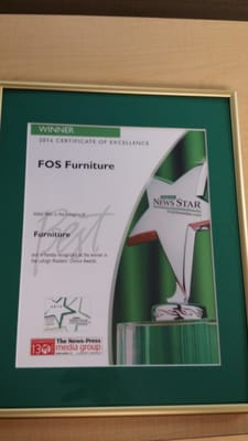 Photo For Fos Furniture