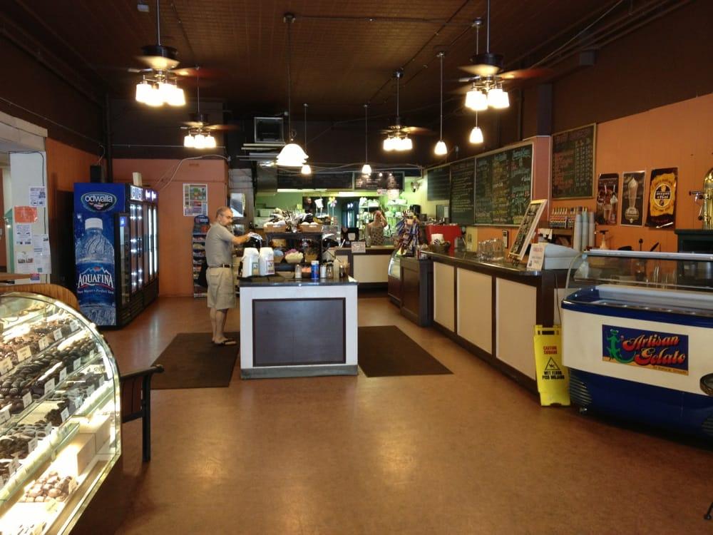 Social Spots from Jorgensen's Cafe