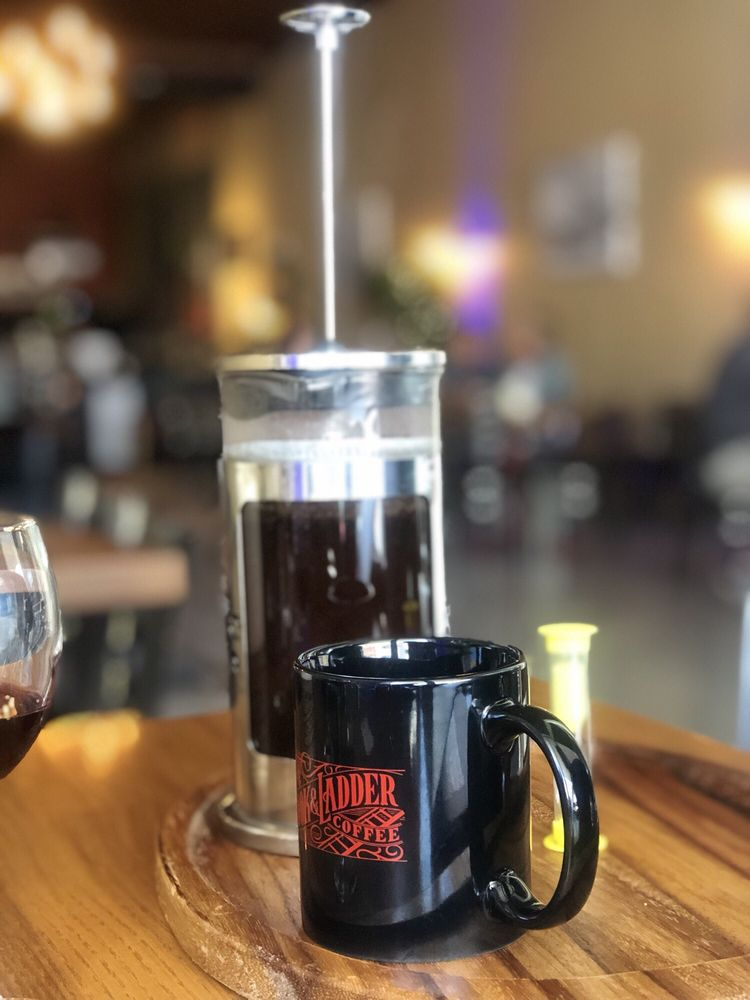 Social Spots from Hook & Ladder Coffees & Wine