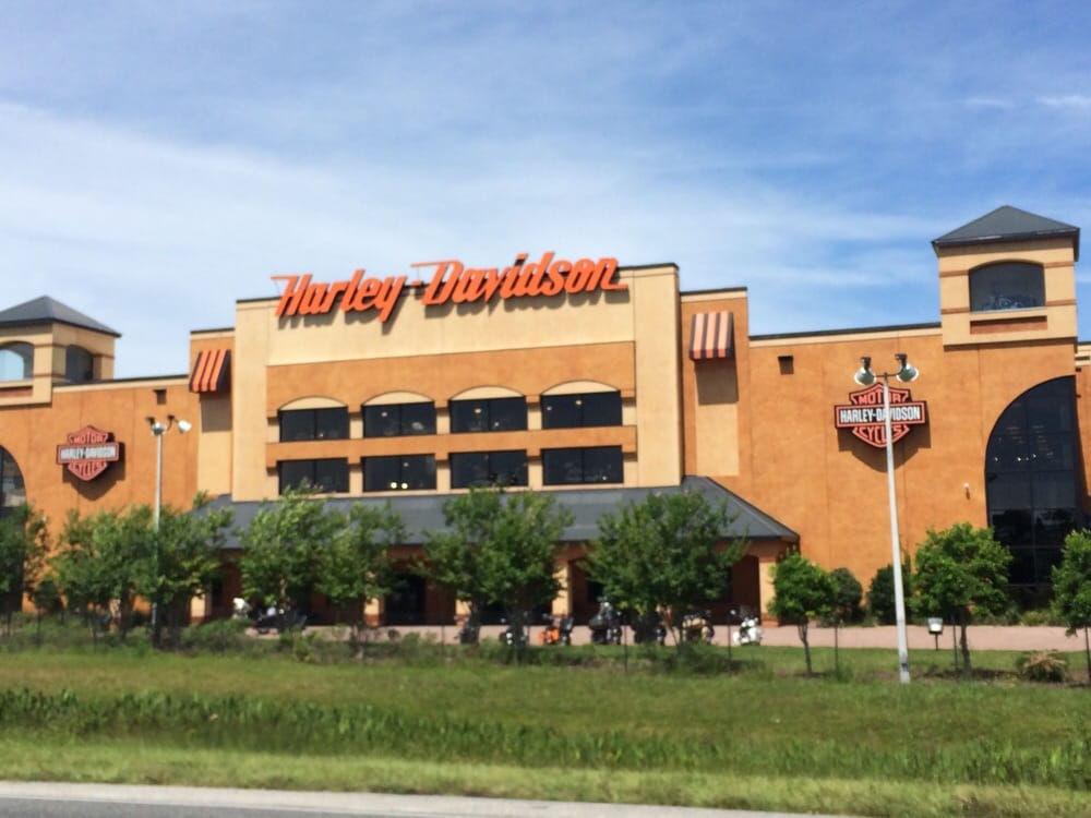 Bruce Rossmeyer S Harley Davidson In Ormond Beach Fl