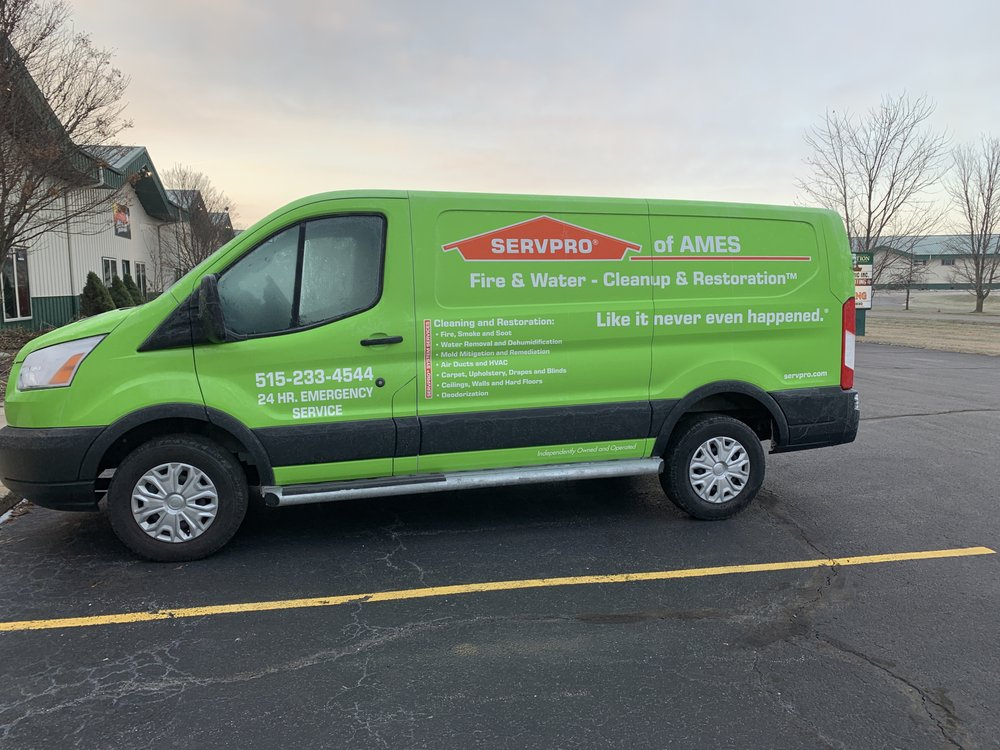 SERVPRO of Ames: 2316 230th Street Suite 703, Ames, IA