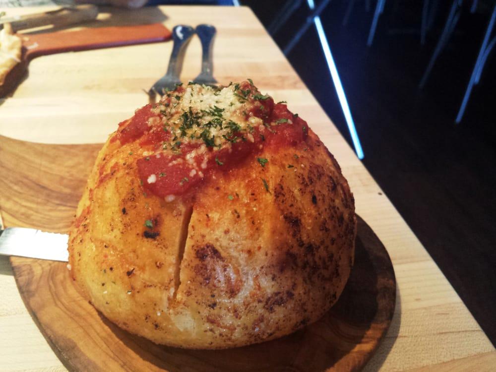 Garlic bread yelp for Aruffo s italian cuisine