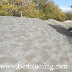 Photo Of Bert Roofing   Dallas, TX, United States. Bert Roofing Installed  CertainTeed