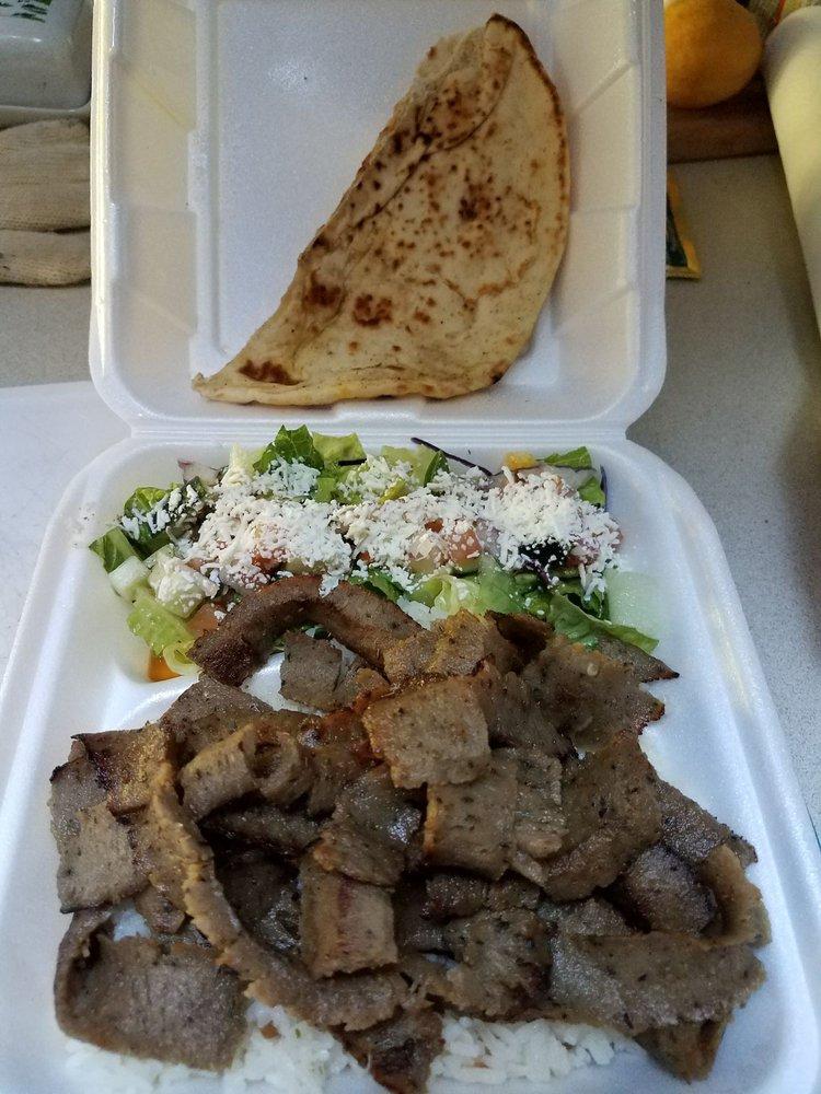 D'LARA Mediterranean Grill: 9441 192nd Ave E, Bonney Lake, WA