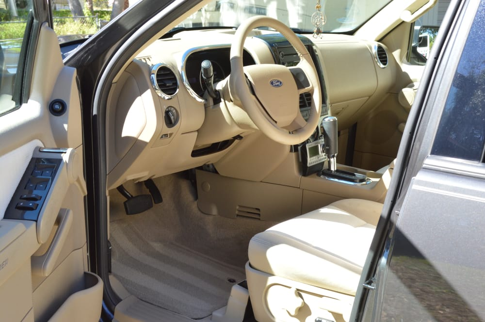 Premium interior detail package yelp for Interior car detailing charlotte nc