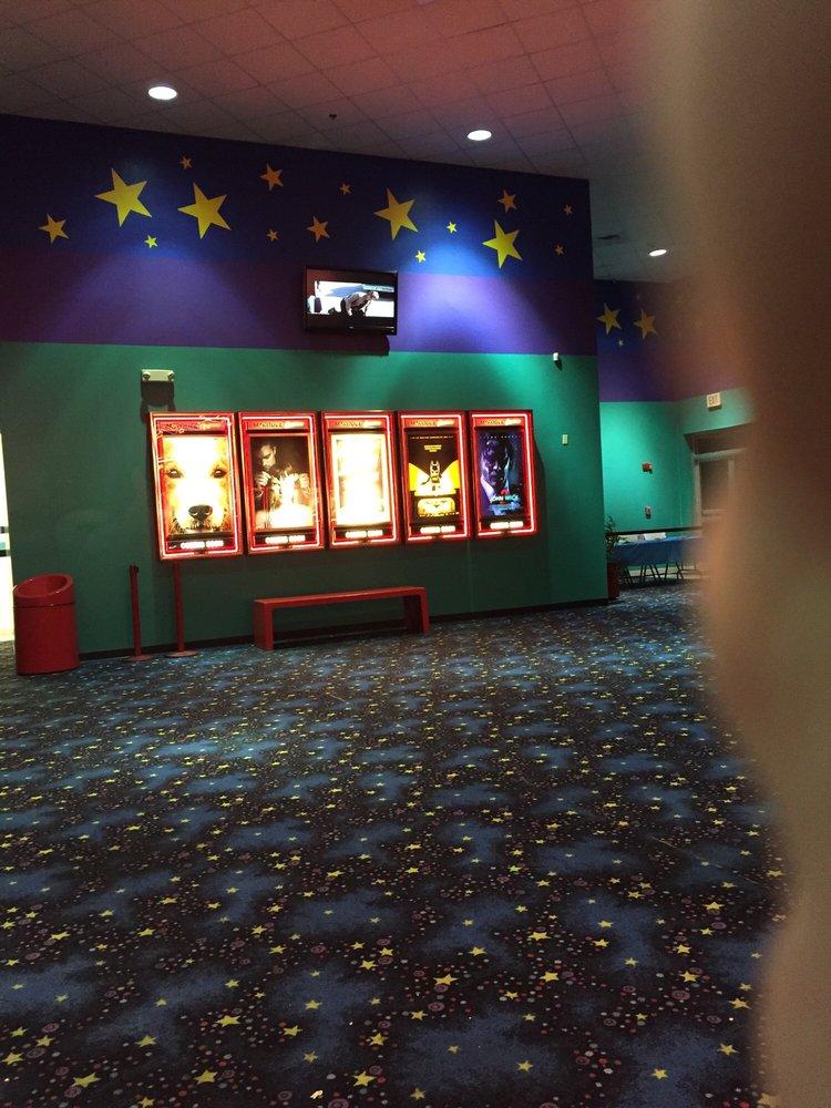 Marquee Cinemas: 187 Dominion St, Wytheville, VA