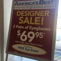 ac54462e5b9 America s Best Contacts   Eyeglasses - Eyewear   Opticians - 10 Old ...