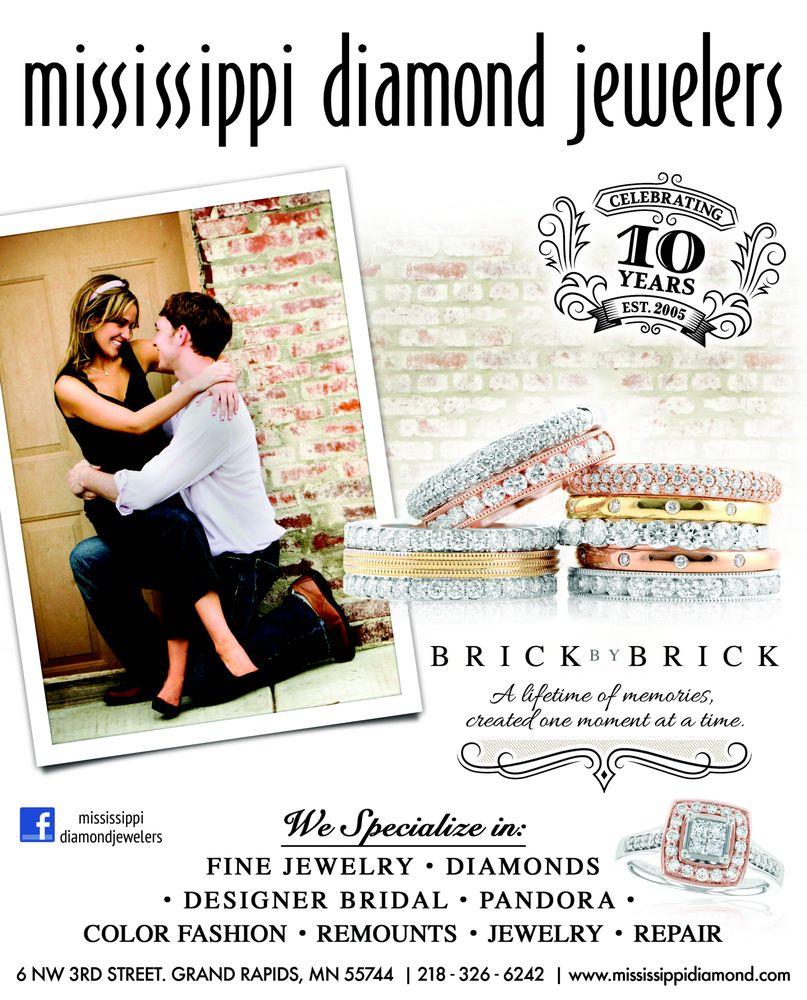 Mississippi Diamond Jewelers: 6 NW 3rd St, Grand Rapids, MN