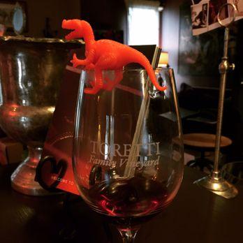 Toretti S Family Vineyard Wine Tasting Room