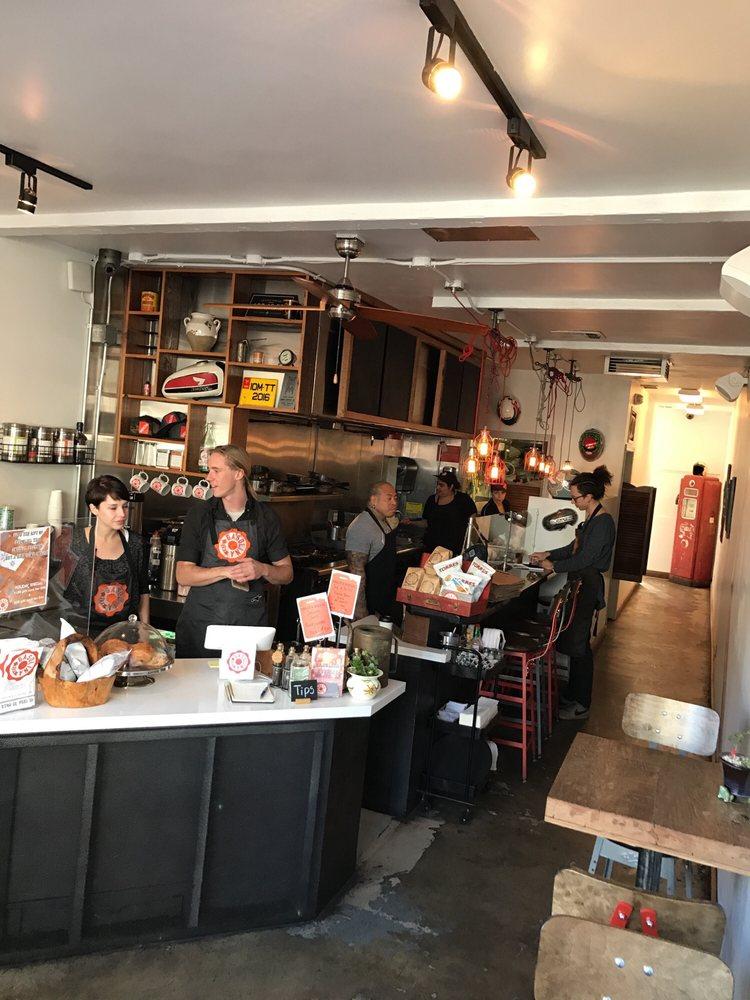 Gasolina Cafe Woodland Hills Careers