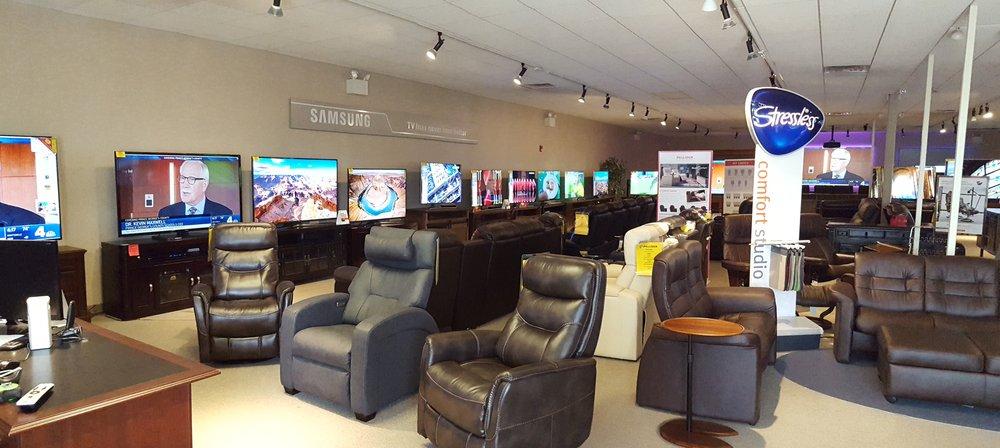 Big screen store fredericksburg va